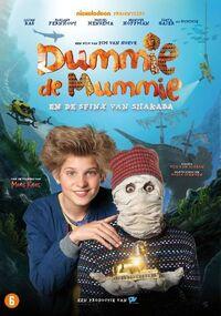 Dummie De Mummie En De Sfinx Van Shakaba-DVD