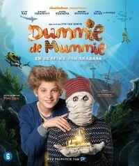 Dummie De Mummie En De Sfinx Van Shakaba-Blu-Ray