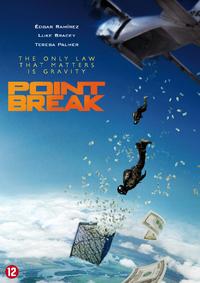 Point Break (2015)-DVD