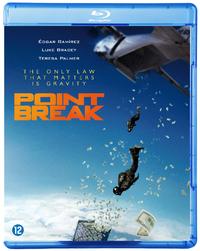 Point Break (2015)-Blu-Ray