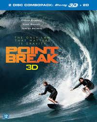Point Break (2015) (3D En 2D Blu-Ray)-3D Blu-Ray