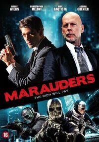 Marauders-DVD