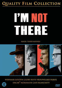 I'm Not There-DVD