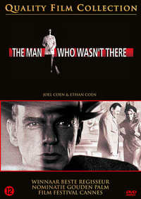 The Man Who Wasn't There-DVD