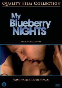 My Blueberry Nights-DVD