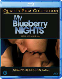 My Blueberry Nights-Blu-Ray