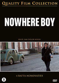 Nowhere Boy-DVD