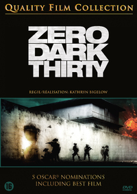 Zero Dark Thirty-DVD