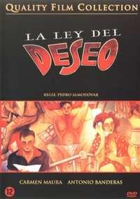Ley Del Deseo-DVD