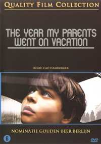 Year My Parents Went On Vacation-DVD