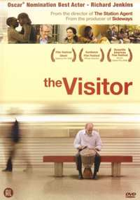 The Visitor-DVD