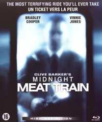 Midnight Meat Train-Blu-Ray
