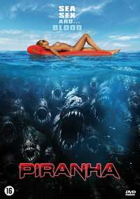 Piranha (2010)-DVD
