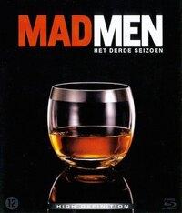 Mad Men - Seizoen 3-Blu-Ray