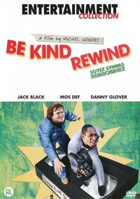 Be Kind Rewind-DVD