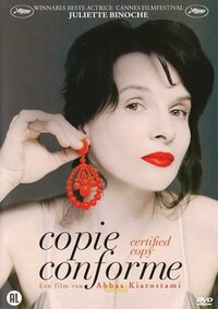 Copie Conforme-DVD