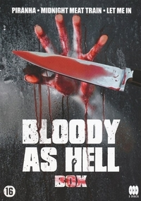 Bloody As Hell-DVD