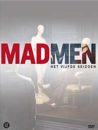 Mad Men - Seizoen 5-DVD