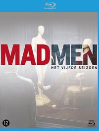 Mad Men - Seizoen 5-Blu-Ray