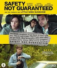 Safety Not Guaranteed-Blu-Ray