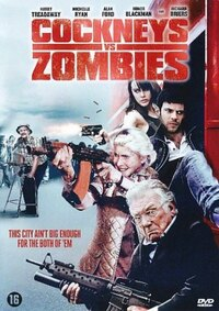 Cockneys VS Zombies-DVD