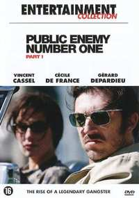 Public Enemy Number One - Part 1-DVD
