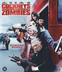 Cockneys VS Zombies-Blu-Ray