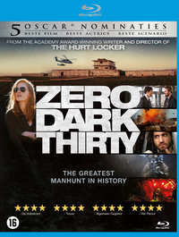 Zero Dark Thirty-Blu-Ray