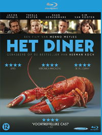 Het Diner-Blu-Ray
