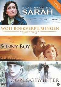 Wo II Boekverfilmingen-DVD