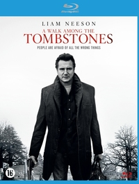 A Walk Among The Tombstones-Blu-Ray