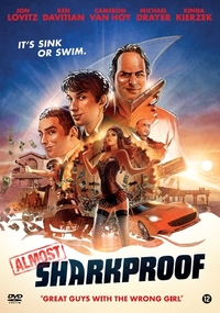 Almost Sharkproof-DVD