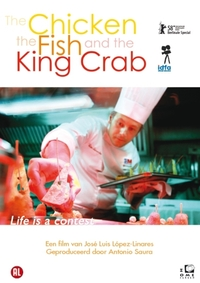 The Chicken The Fish And The King Crab-DVD