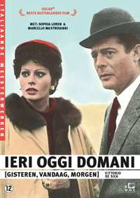 Ieri Oggi Domani-DVD