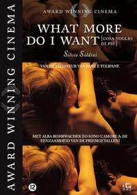 What More Do I Want (Cosa Voglio Di Piu)-DVD