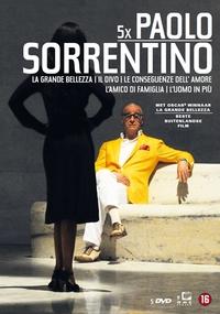 5X Paolo Sorrentino-DVD