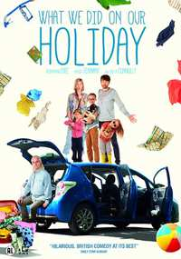 What We Did On Our Holiday-DVD