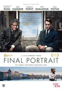 Final Portrait (NL-Only)-DVD