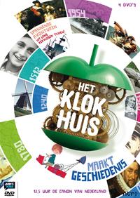 Het Klokhuis Maakt Geschiedenis-DVD
