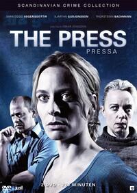 Press - Seizoen 1-DVD