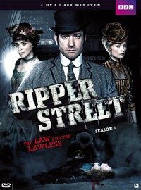 Ripper Street - Seizoen 1-DVD