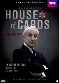 House Of Cards Uk - Trilogy (1990)-DVD