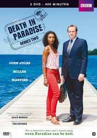 Death In Paradise - Seizoen 2-DVD