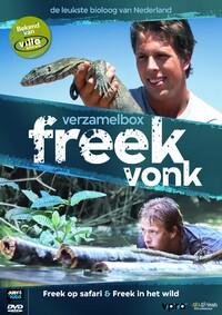 Freek Vonk / Verzamelbox (Op Safari & In Het Wild)-DVD