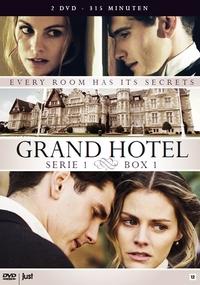 Grand Hotel - Seizoen 1 Deel 1-DVD