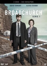 Broadchurch - Seizoen 1-DVD