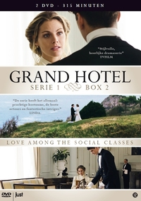 Grand Hotel - Seizoen 1 Deel 2-DVD