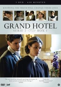 Grand Hotel - Seizoen 2 Deel 1-DVD