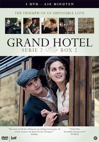 Grand Hotel - Seizoen 2 Deel 2-DVD