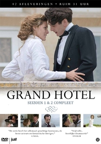 Grand Hotel - Seizoen 1 & 2-DVD